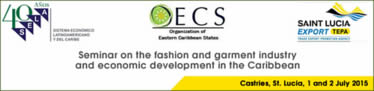 Seminar on the fashion and garment industry and economic development in the Caribbean